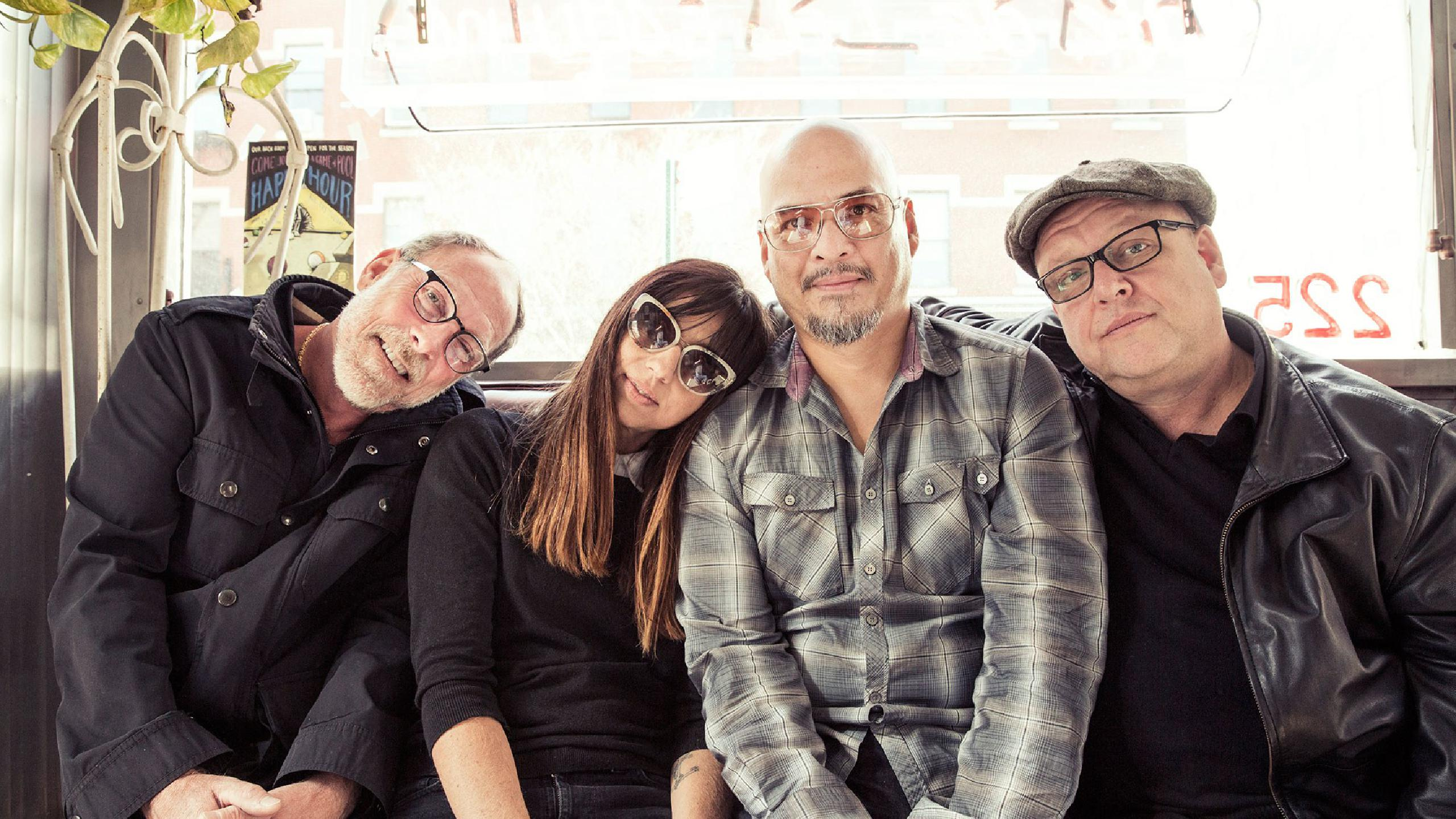 New From PIXIES - Catfish Kate VIDEO