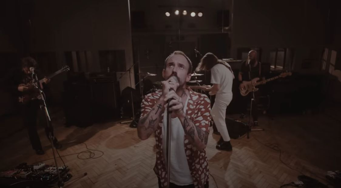 Watch IDLES Amazing Live Performance On KEXP